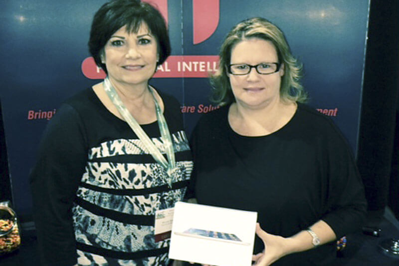 Arkansas Association of Counties iPad Winner!